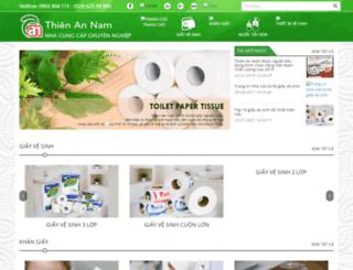 thienannam.com screenshot