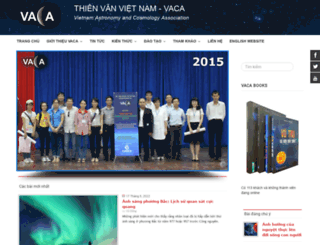 thienvanvietnam.org screenshot