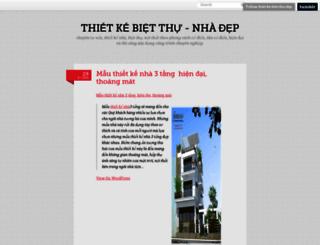 thiet-ke-biet-thu-dep.tumblr.com screenshot