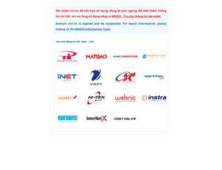 thietkewebsite.ctrl.vn screenshot