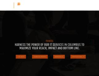 thinkcsc.com screenshot