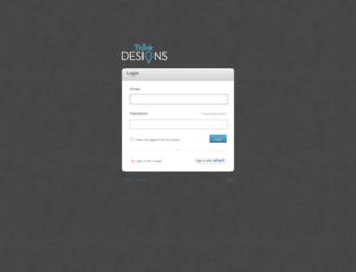 thinkdesignsllc.quoteroller.com screenshot