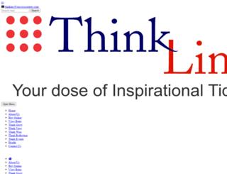 thinklink.in screenshot