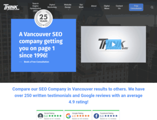 thinkprofits.com screenshot