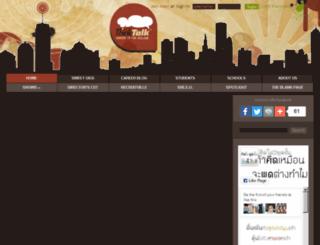 thinktalk.com screenshot