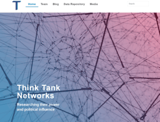 thinktanknetworkresearch.net screenshot