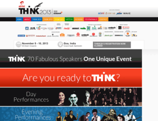 thinkworks.in screenshot