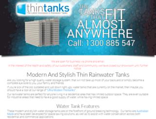 thintanks.net.au screenshot