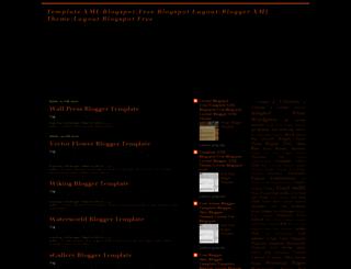 third-blogtemplates.blogspot.com screenshot