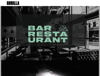 thisisgorilla.com screenshot