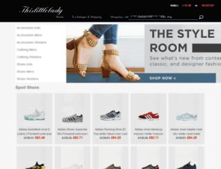 thislittlelady.co.uk screenshot
