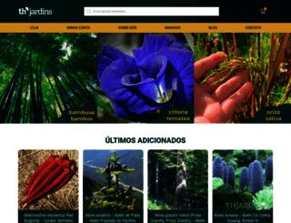 thjardins.com.br screenshot