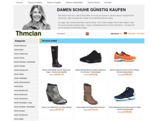 thmclan.de screenshot