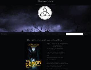thomas-galvin.com screenshot