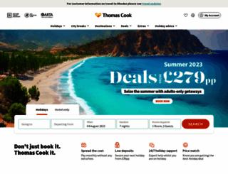 thomascooksport.com screenshot