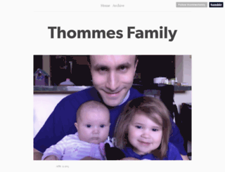 thomm.es screenshot