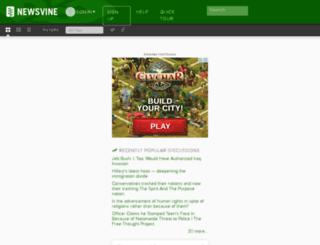 thorninmyside.today.com screenshot