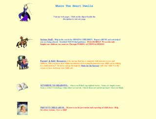 thorsong.org screenshot