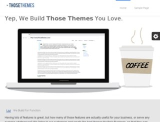 thosethemes.com screenshot