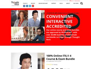 thoughtrock.com screenshot