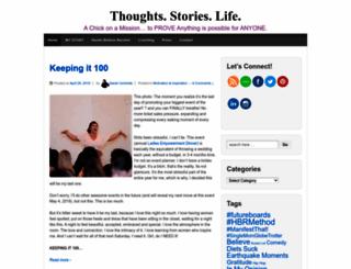 thoughtsstorieslife.com screenshot