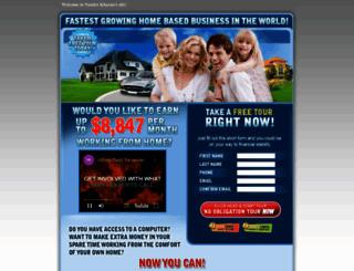 thousandseveryweek.stiforppro.com screenshot