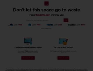 thrashhits.com screenshot