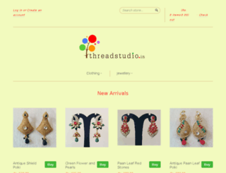 threadstudio.in screenshot