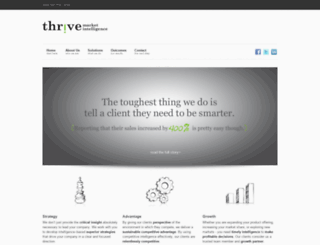 thrivemi.com screenshot