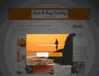 thrivingcandlebusiness.com screenshot