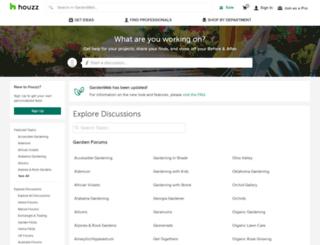 ths.gardenweb.com screenshot