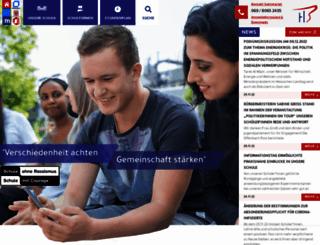ths.schulen-offenbach.de screenshot