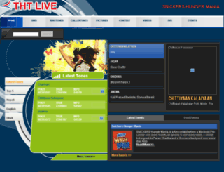 thtlive.com.np screenshot