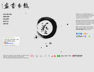 thuhoavietnam.com screenshot