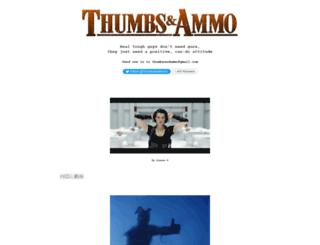 thumbsandammo.blogspot.co.uk screenshot