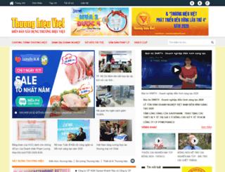 thuonghieuviet.com screenshot