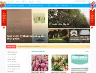 thuvienso.khcnbackan.gov.vn screenshot