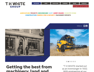 thwhite.co.uk screenshot