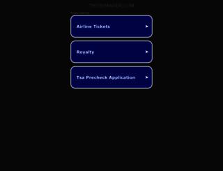 thydowager.com screenshot