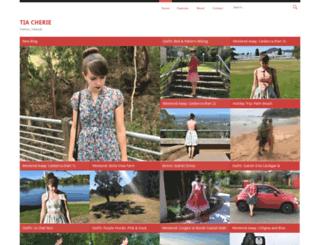 tia-cherie.blogspot.com screenshot