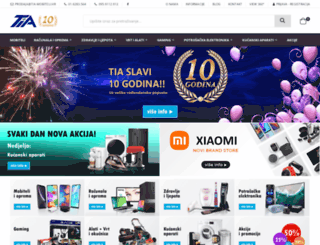 tia-mobiteli.hr screenshot