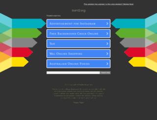 tian12.org screenshot