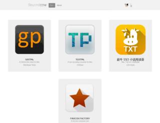 tianxiulan.com screenshot