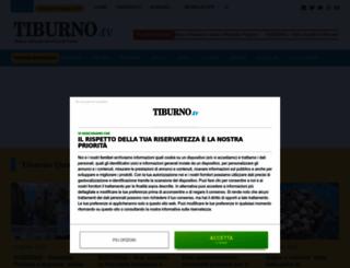 tiburno.tv screenshot
