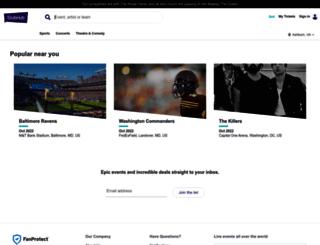 ticketbis.com.tr screenshot