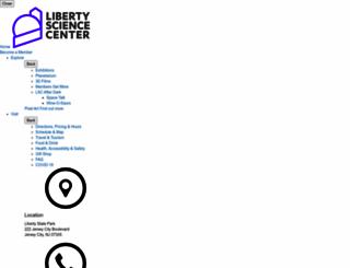 tickets.lsc.org screenshot