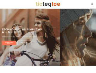ticteqtoe.com screenshot