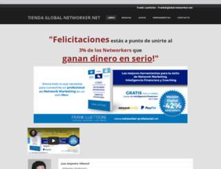 tienda-global-networker.weebly.com screenshot