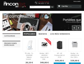 tienda.e-soft.es screenshot