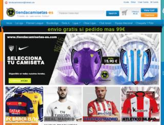 tiendacamisetas-es.com screenshot